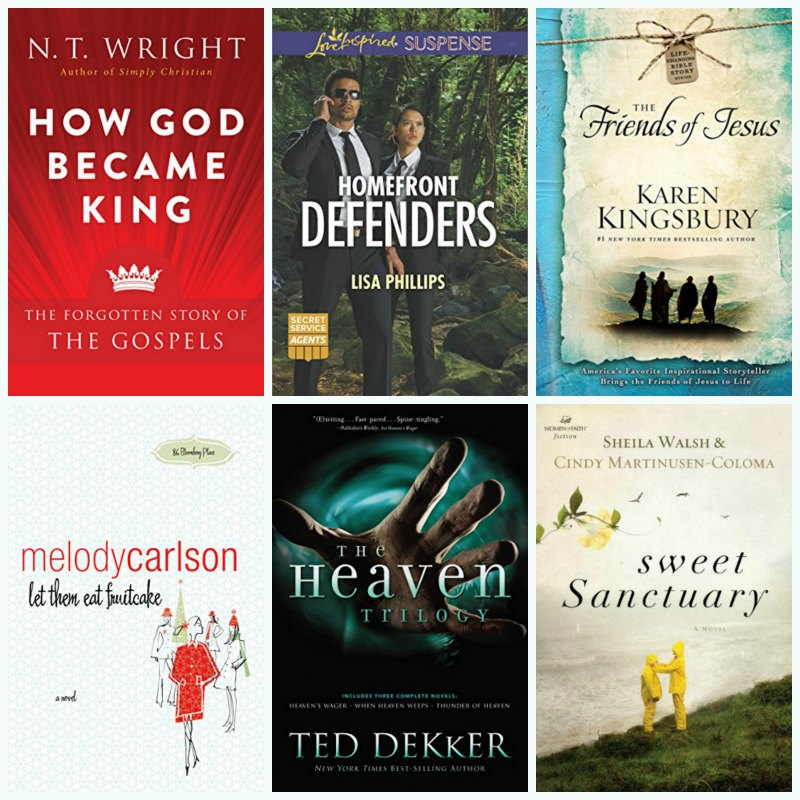 Fridays Christian Kindle Ebook Deals Inspired Reads
