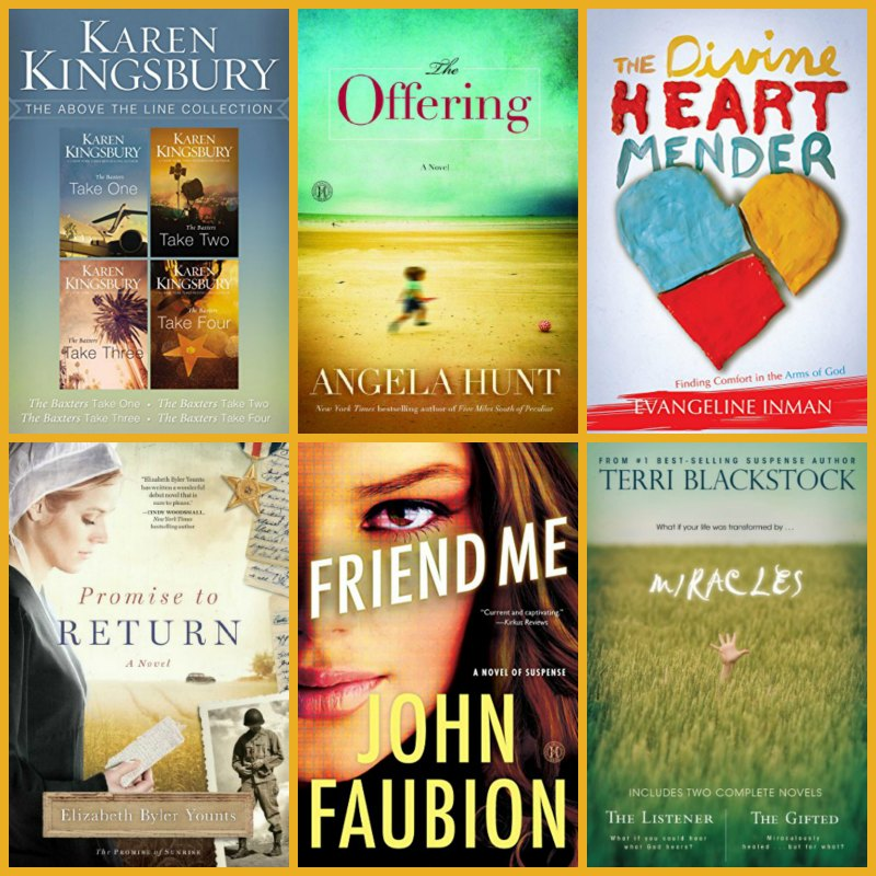 Thursdays Christian Kindle Ebook Deals Inspired Reads
